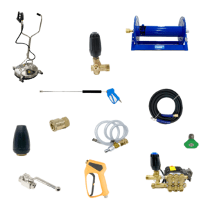 Replacement Parts, Accessories, & Attachments
